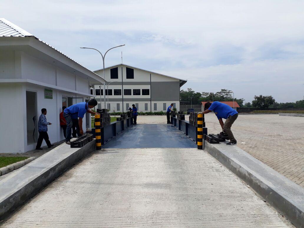 Prosedur Pengujian Kalibrasi Tera Ulang Jembatan Timbang
