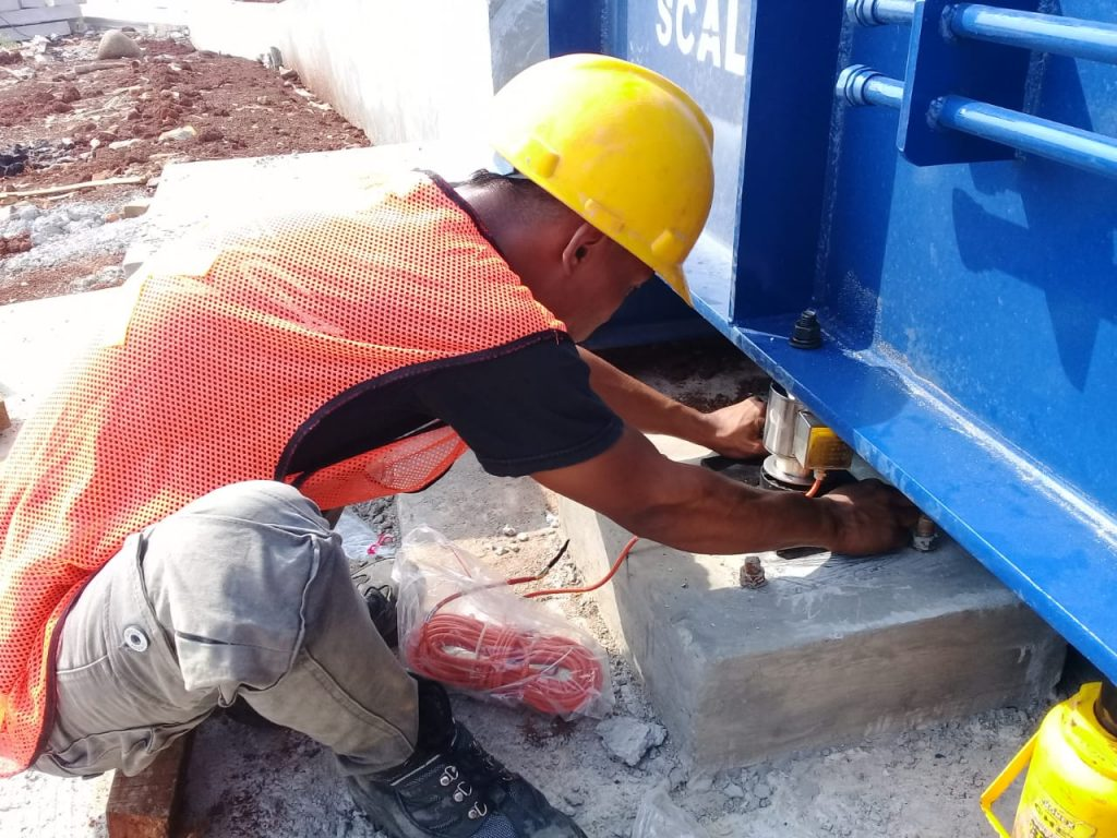 tips merawat dan membersihkan jembatan timbang dan timbangan truk
