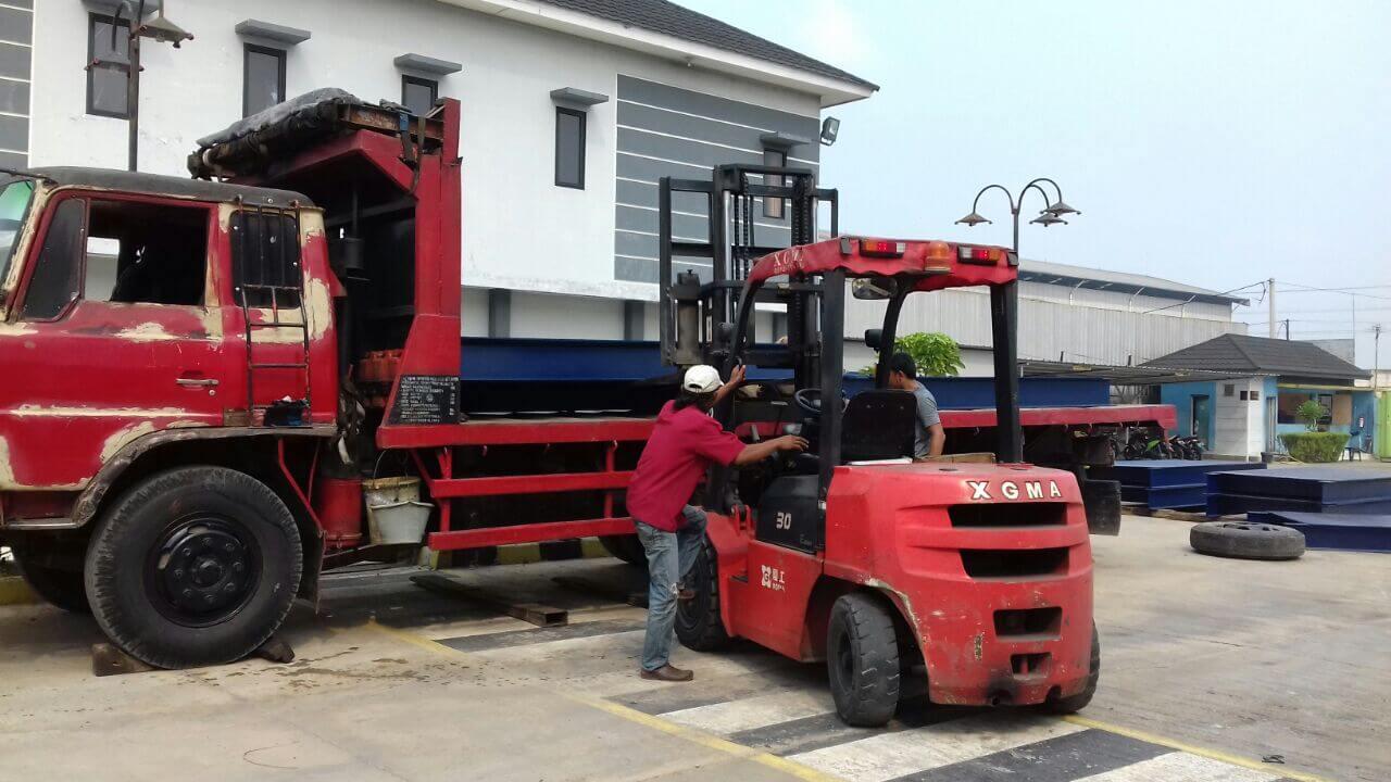 garansi timbangan truk