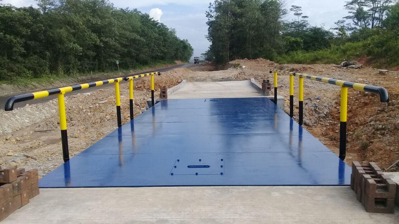 jasa erbaikan dan perawatan timbangan jembatan