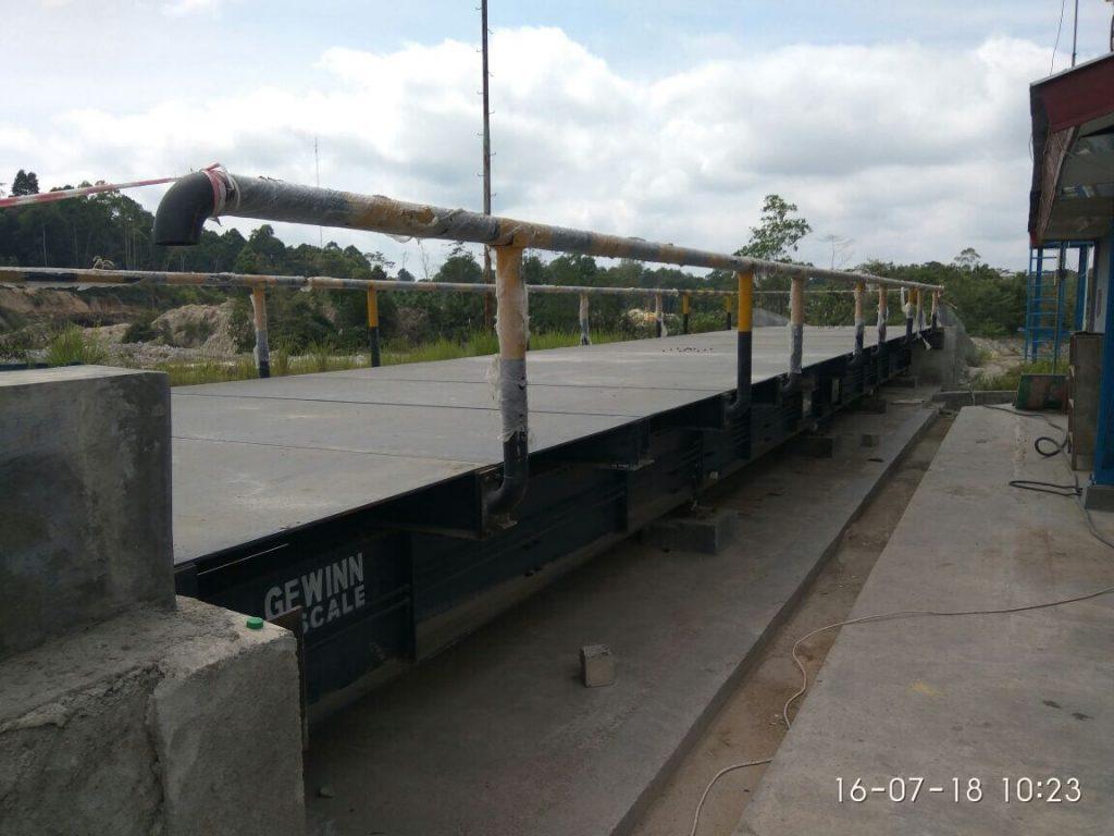jembatan timbang lubuklinggau sumatra selatan