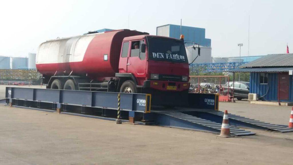 Timbangan Truk Yang Cocok Untuk Perusahaan Biodiesel