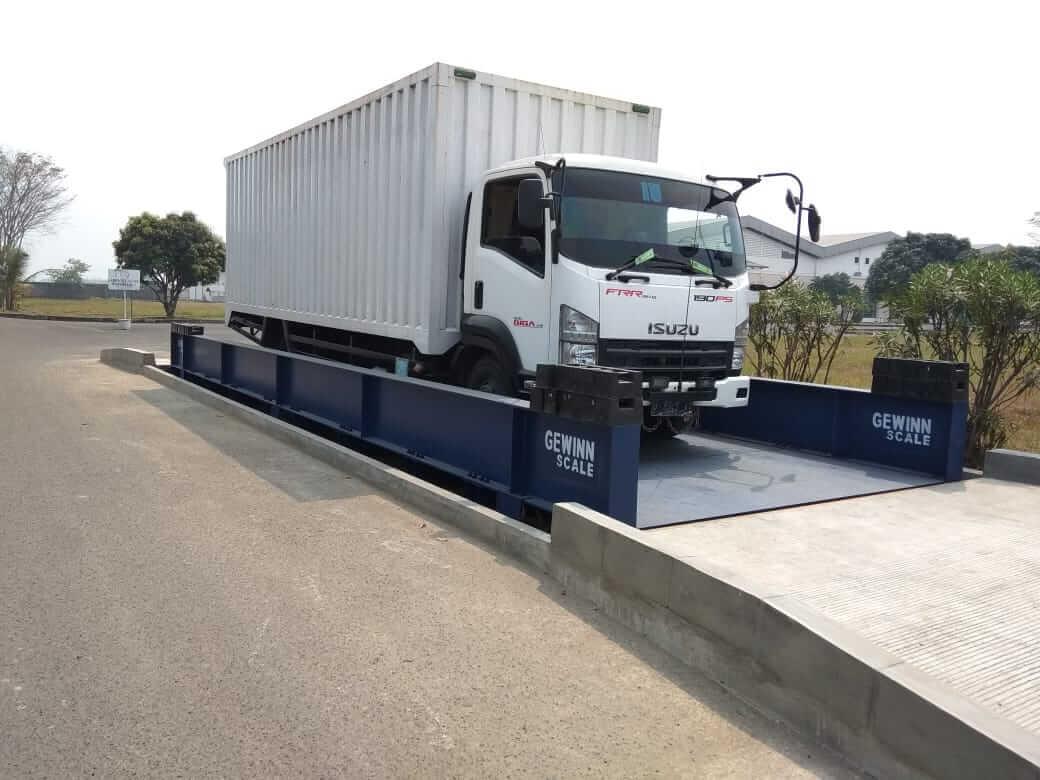 jual timbangan truck
