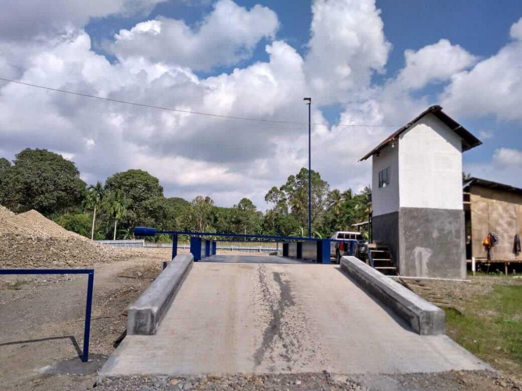 jembatan timbang manokwari