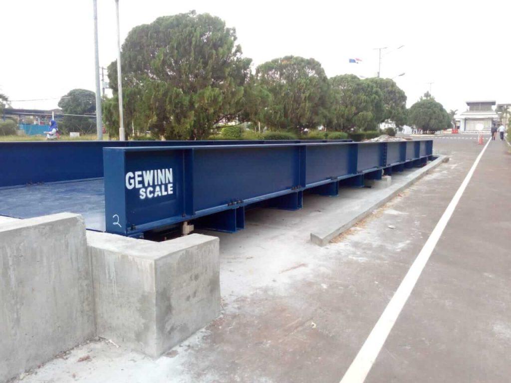 Beberapa Keunggulan Teknis Dari Jembatan Timbang Gewinn
