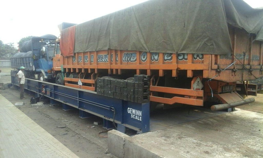 Kebutuhan Timbangan Truck Pada Sektor Industri Tambang
