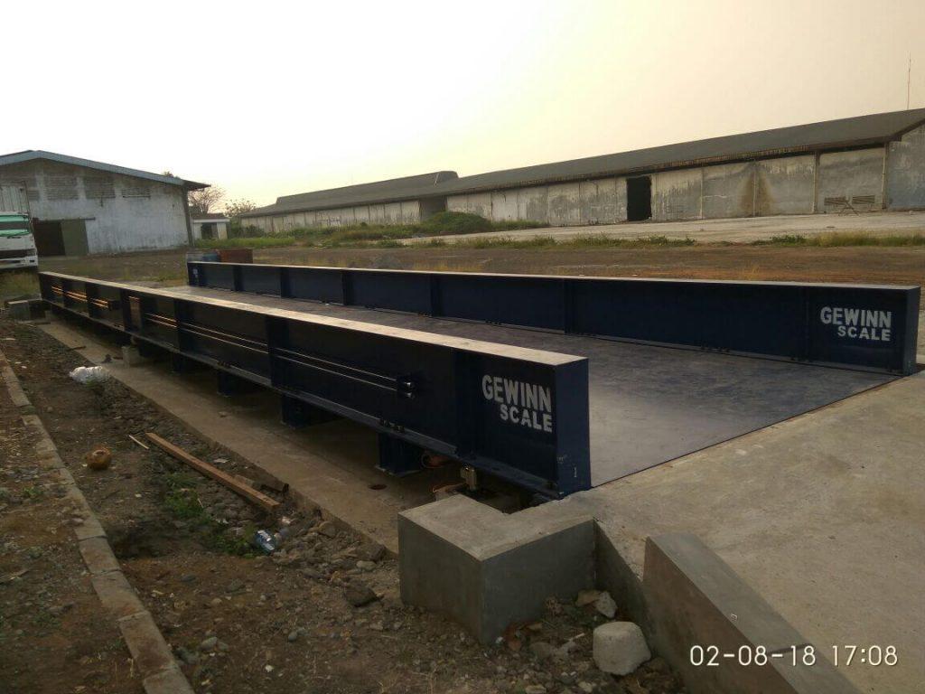 jembatan timbang anti gempa bumi