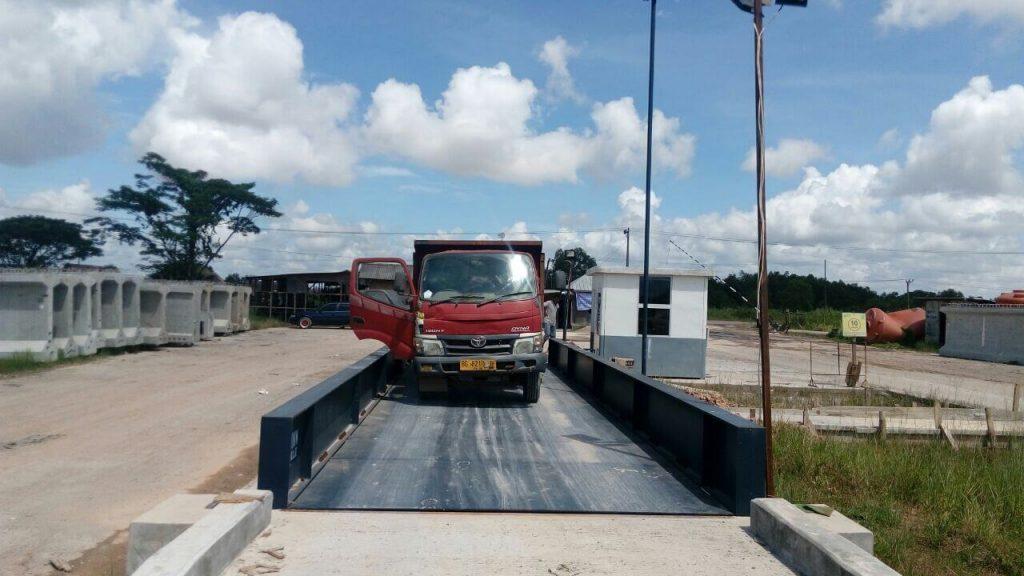 jembatan timbang serang banten