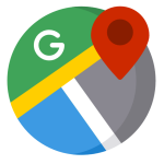 Posisi jembatan timbang gewinn di google maps
