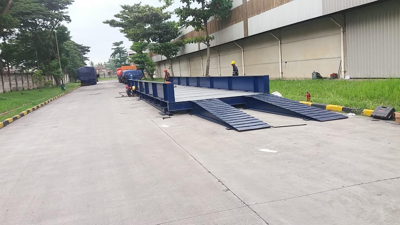 Sewa Jembatan Timbang Gewinn